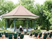 2013 BWE2 playing on the Ruskin bandstand